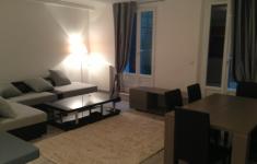 Appartement meublé 4 pièces Paris 16