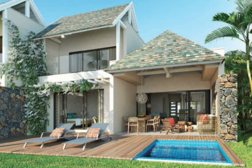 Villas «Amalthea» (Anahita – Mauritius)