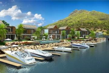 La Balise Marina – Phase 2 (Rivière Noire – Ile Maurice)
