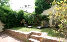 Paris 19 – Mouzaia – Maison 188 m2 avec jardin