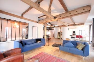 Paris 10, loft 107 m2