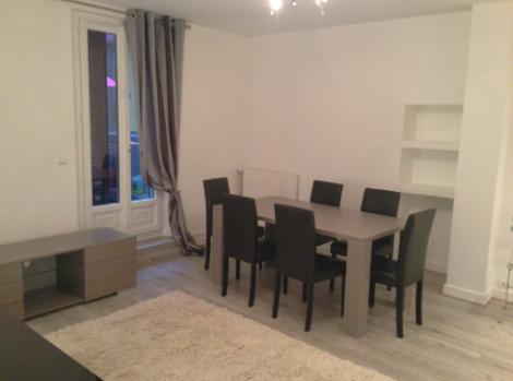 Appartement meubl 4 pi ces paris 16 backone real estate - Appartement meuble paris 16 ...